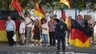Pegida Demonstration in Dresden | Bildquelle: dpa