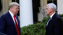 Donald Trump (links) und Mike Pence | Bildquelle: REUTERS