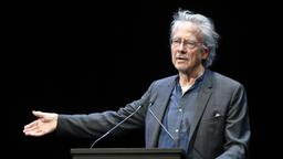 Peter Handke | Bildquelle: picture alliance/dpa