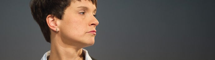 Frauke Petry | Bildquelle: picture alliance / dpa