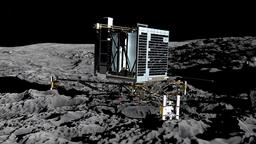 Roboter Philae