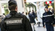 Polizisten in Paris