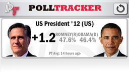 Screenshot der App Poll Tracker