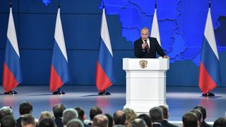 Putin: Rede an die Nation | Bildquelle: AFP