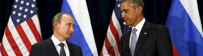 Wladimir Putin (links) und Barack Obama  | Bildquelle: REUTERS