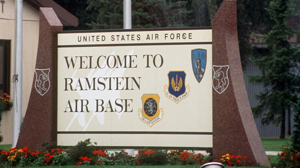 US-Air Base in Ramstein | Bildquelle: picture-alliance / dpa