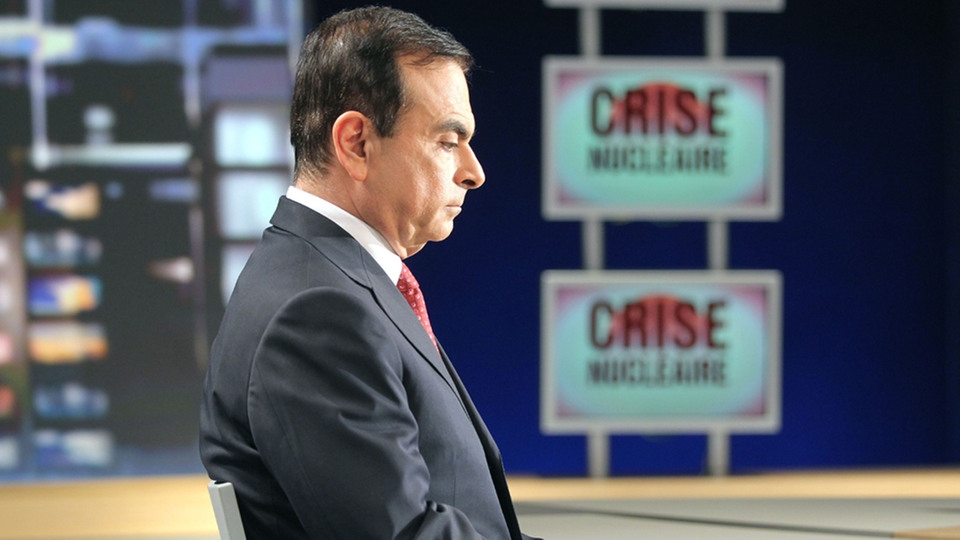 Renaults Konzernchef Carlos Ghosn