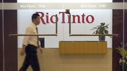 Firmensitz von Rio Tinto in China