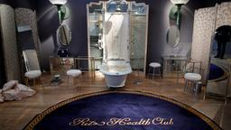 Interieur des Ritz Health Club