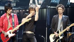 50 Jahre Rolling Stones: in New York 2005