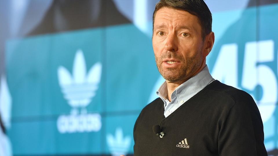 Adidas-Chef Kasper Rorsted | picture alliance / SvenSimon