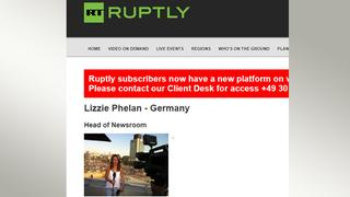 Screenshot Ruptly | Bildquelle: Screenshot web.archive.org