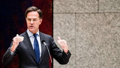 Mark Rutte | Bildquelle: AFP