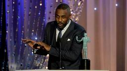 Idris Elba bei den Screen Actors Guild Award | Bildquelle: AFP