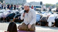 Salafismus: Pierre Vogel  in Hamburg