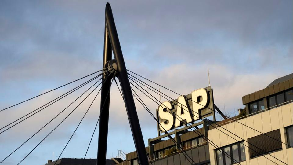 SAP-Firmensitz in Walldorf
