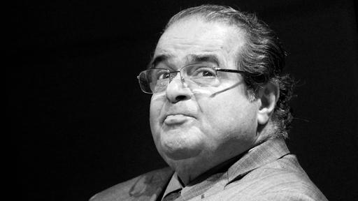 Supreme-Court-Richter Antonin Scalia