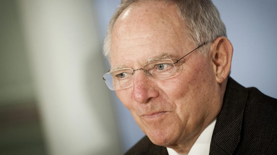 Wolfgang Schäuble | null