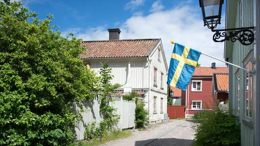 Dorf in Schweden | picture alliance / Bildagentur-o