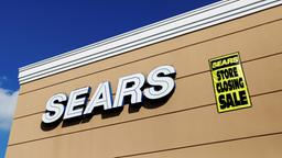 Filiale von Sears in in New Hyde Park, New York | Bildquelle: REUTERS