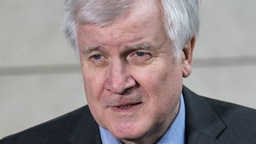 Portrait Horst Seehofer