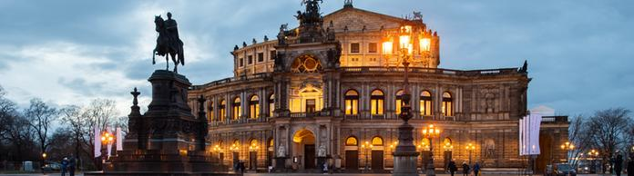 Semperoper in Dresden | Bildquelle: dpa