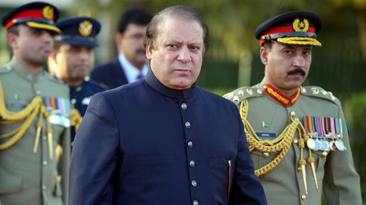 Nawaz Sharif (Archivbild) | AFP