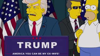 Simpsons Trump | Bildquelle: picture alliance / Captital Pict