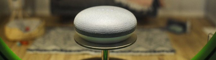 Google Home mini assistant | Bildquelle: www.imago-images.de