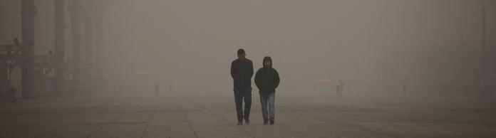 Smog in Peking | Bildquelle: REUTERS
