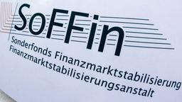 SoFFin-Logo | Bildquelle: picture-alliance/ dpa