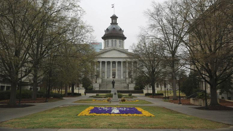 South Carolina State House in Columbia (Archivbild) | AP