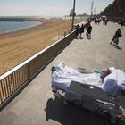 Patient am Meer | REUTERS