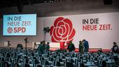 SPD-Bundesparteitag in Berlin
