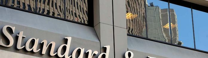 Standard & Poor's in New York | Bildquelle: dpa
