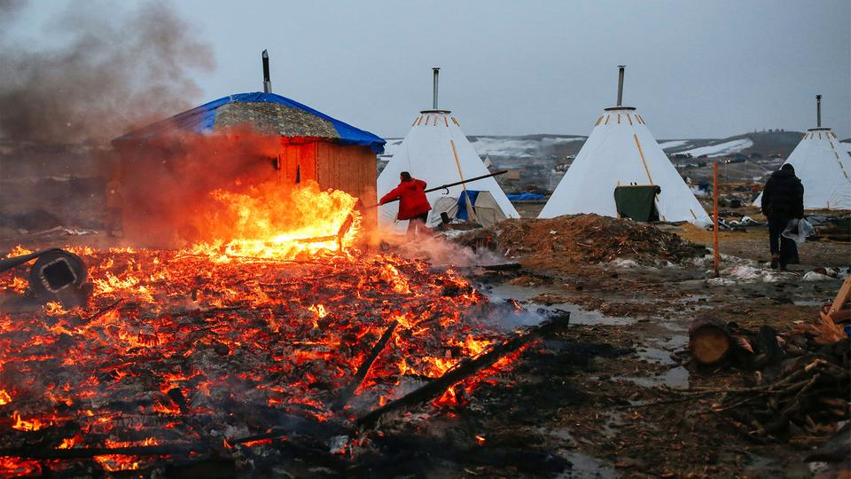 Standing Rock Dakota | Bildquelle: AFP