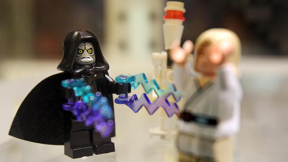 Star Wars-Figuren aus Lego