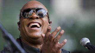 Stevie Wonder wird 70 - seine Karriere in Bildern