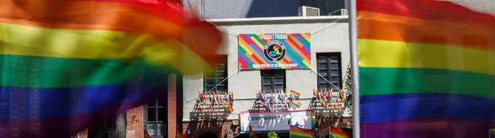 Die New Yorker Stonewall Inn-Bar. | Bildquelle: REUTERS