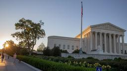 Supreme Court in Washington | Bildquelle: AFP