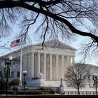 Der Supreme Court in der US-Hauptstadt Washington. | REUTERS