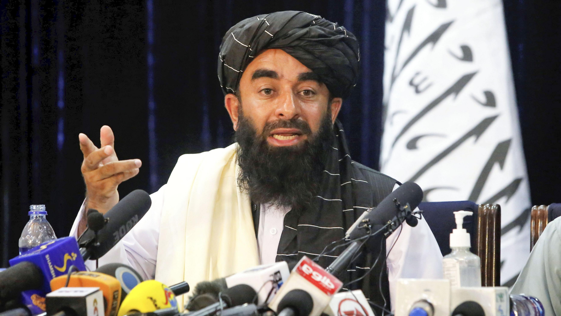 """Taliban demands from Germany: """"I want diplomatic relations"""""""