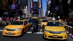 Taxis in New York (Archivbild)
