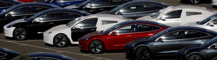 Tesla Model 3 | Bildquelle: REUTERS