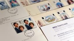 Briefmarken von Margret Thatcher