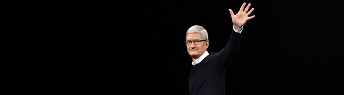 Apple CEO Tim Cook | Bildquelle: AP