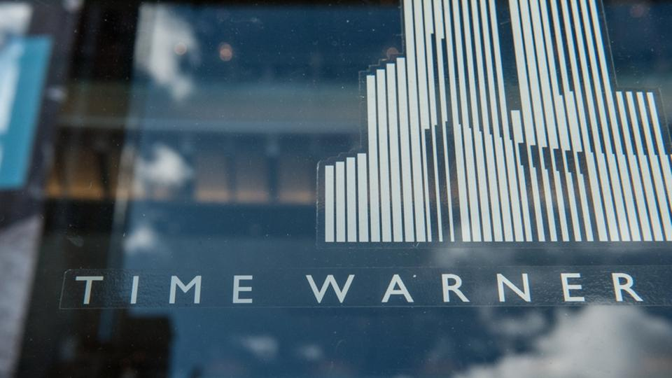Das Logo des Medienkonzerns Time Warner | Bildquelle: REUTERS