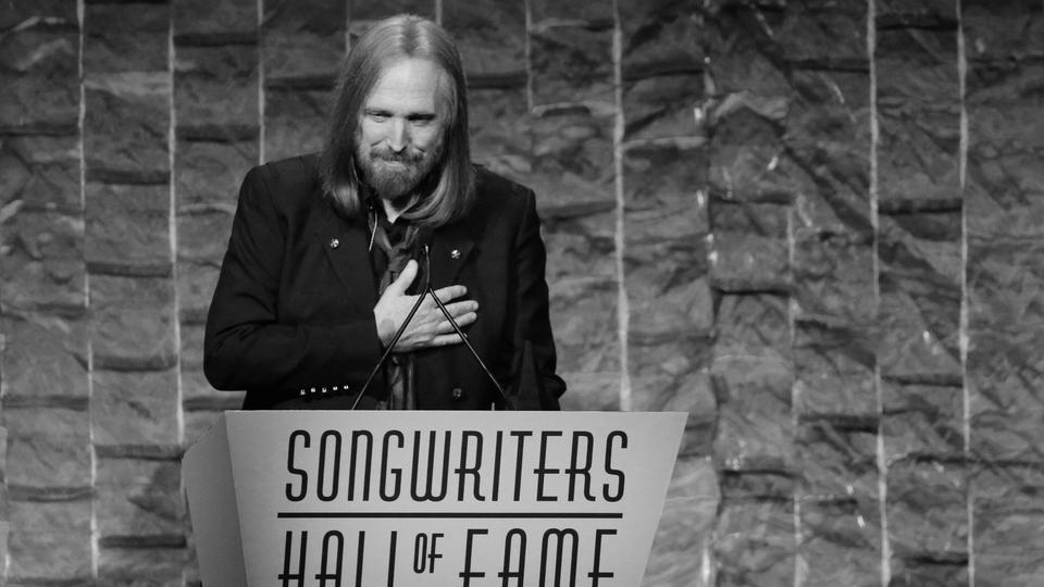 Tom Petty im Juni 2016 in der Hall of Fame | Bildquelle: REUTERS