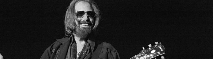 US-Musiker Tom Petty am 17.09. in San Diego | Bildquelle: dpa