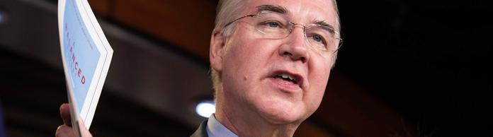 Tom Price | Bildquelle: REUTERS